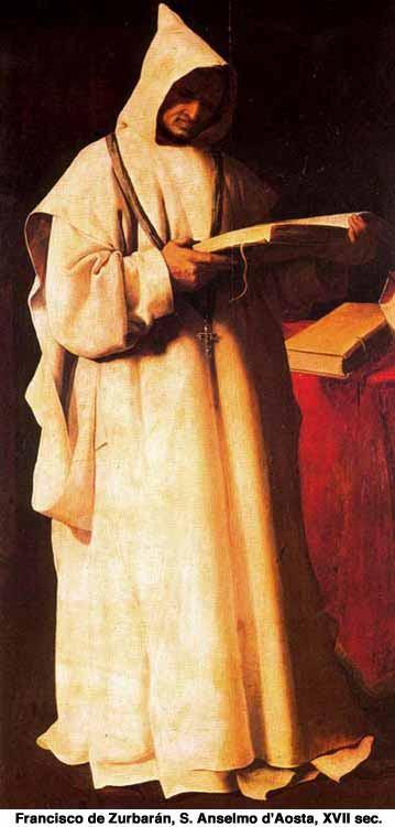 21. travnja - Sveti Anzelmo, biskup i crkveni naučitelj