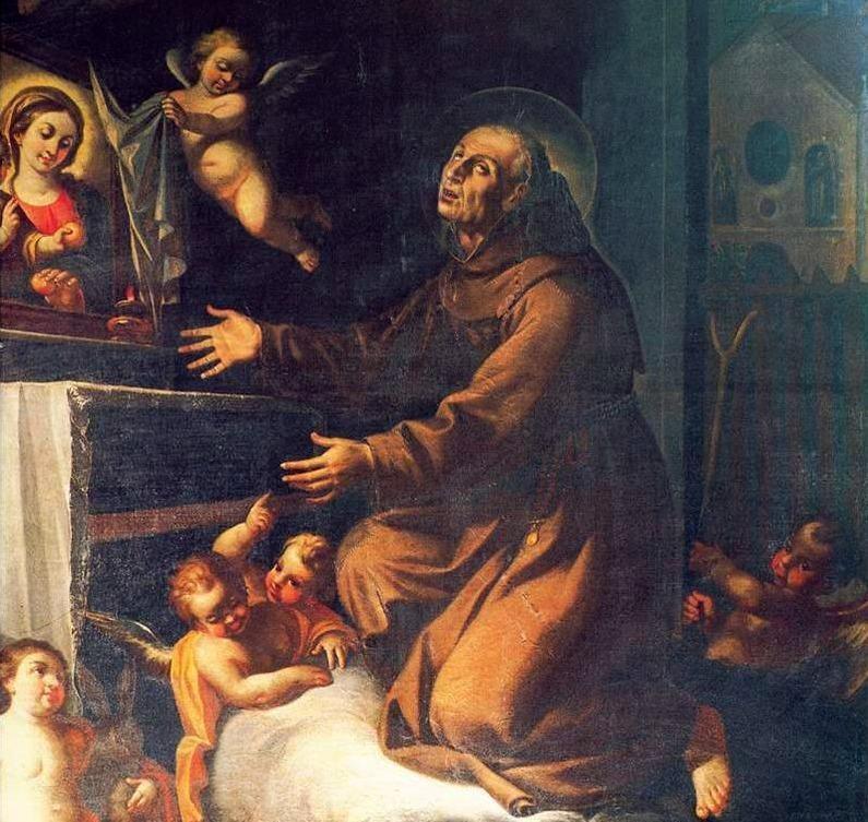 26. travnja - Blaženi Jakov Zadranin, redovnik