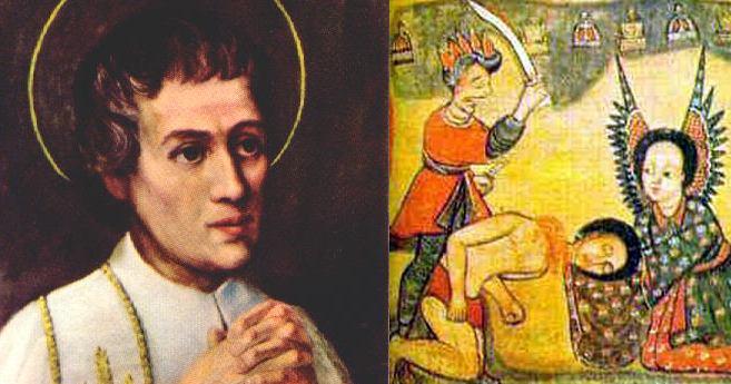 28. travnja - Sveti Petar Chanel, svećenik i mučenik