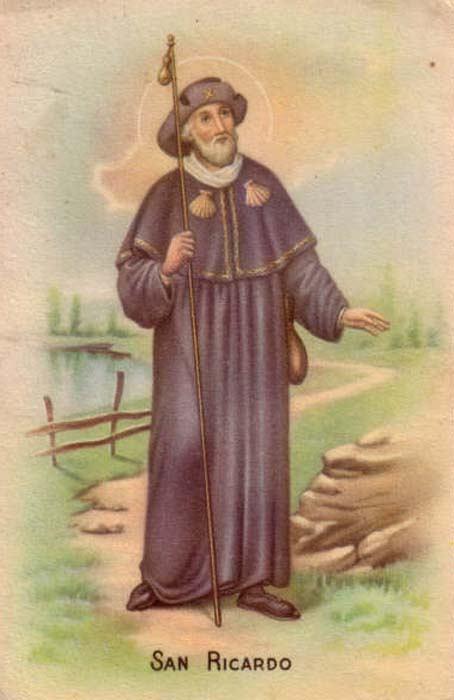 3. travnja - Sveti Rikard, biskup