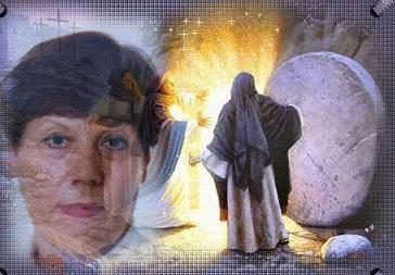 Nad praznim Isusovim grobom