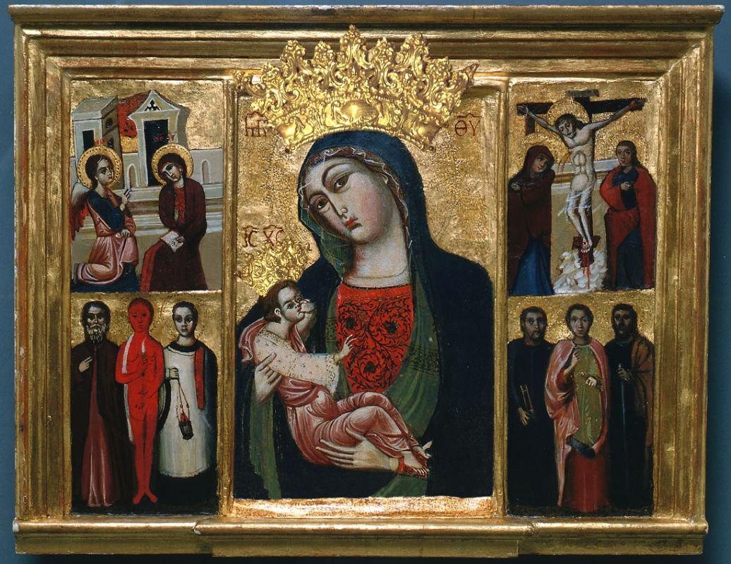 10. svibnja - Blažena Djevica Marija, majka milosti, od Časne Nazaretske kućice (Gospa Loretska - Gospa Trsatska).