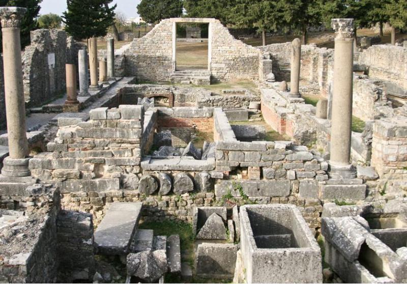 15. svibnja - Svi Sveti Solinski mučenici.