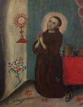 17. svibnja - Sveti Paškal Bajlonski, redovnik, franjevac