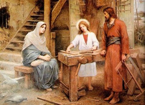 1. svibnja - Sveti Josip radnik