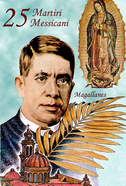 21. svibnja - Dvadesetpet meksičkih mučenika