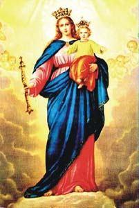 24. svibnja - Marija Pomoćnica Kršćana