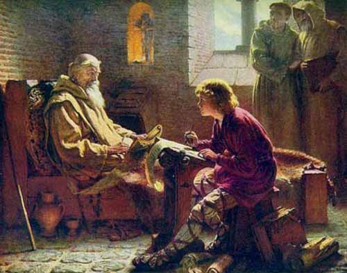 25. svibnja - Sveti Beda Časni, prezbiter i crkveni naučitelj