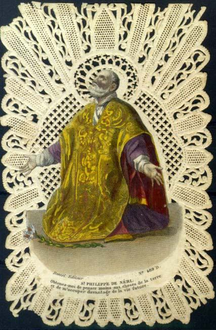 26. svibnja - Sveti Filip Neri, prezbiter