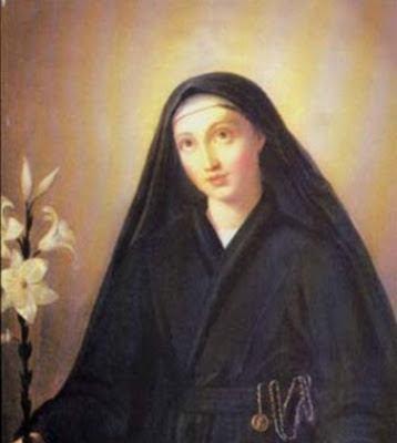 28. svibnja - Sveta Marija Ana Paredes, djevica, franjevačka trećoredica.