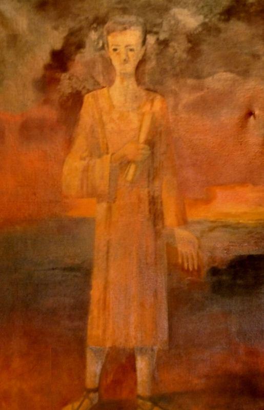 sveti Pollio - lektor in mučenec