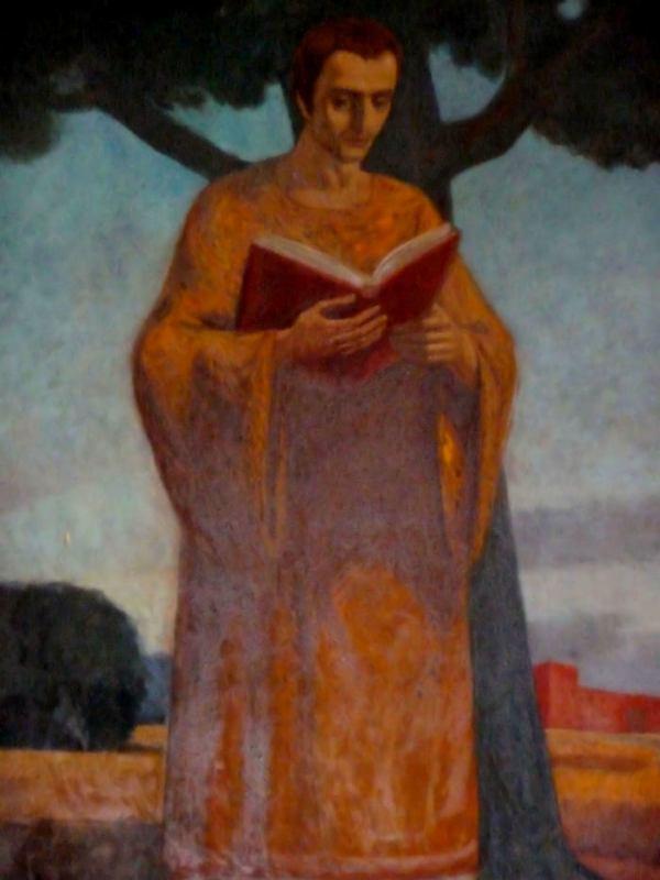 29. svibnja - Sveti Euzebije, biskup, i Polion, čitač