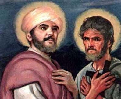 3. svibnja - Sveti Filip i Jakov mlađi, apostoli