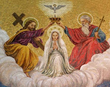 31. svibnja 2015. - Nedjelja Presvetog Trojstva