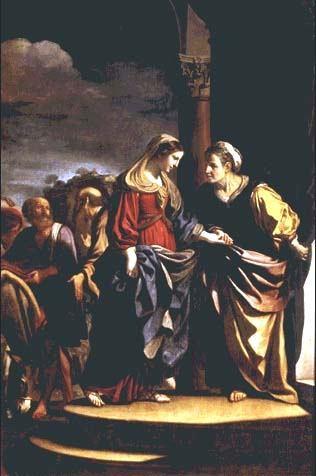 31. svibnja - Pohod Blažene Djevice Marije