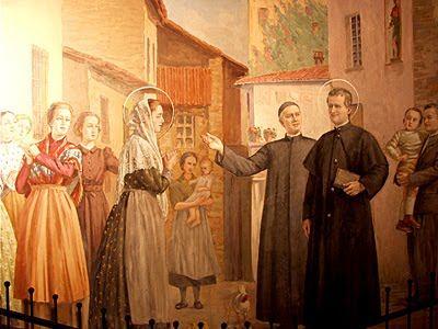 13. svibnja - Sveta Marija Dominika Mazzarello