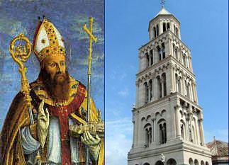 7. svibnja - Sveti Dujam, Dujo, Duje, solinski biskup i mučenik.