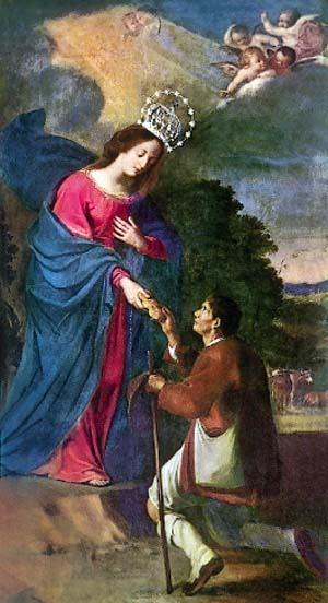 8. svibnja - Blažena Djevica Marija Posrednica svih milosti