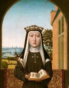 9. svibnja - Sveta Katarina Bolonjska, djevica, klarisa