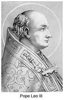12. lipnja - Sveti Leon III., papa