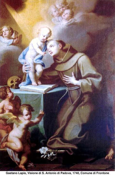 13. lipnja - Sveti Antun Padovanski, crkveni naučitelj