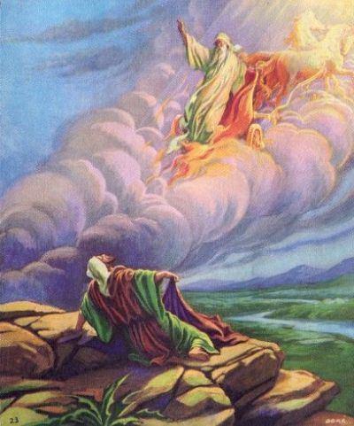 14. lipnja - Sveti Elizej, prorok