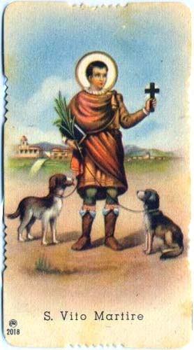 15. lipnja - Sveti Vid, Vito, mučenik