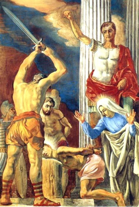17. lipnja - Sveti Nikandro i Marcijan