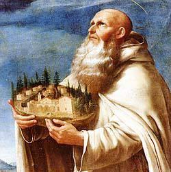 19. lipnja - Sveti Romuald, opat