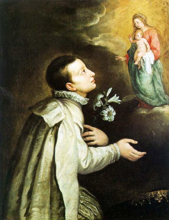 21. lipnja - Sveti Alojzije Gonzaga, redovnik