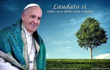 "Enciklika pape Franje o okolišu (ekologiji). ""Laudato si"" - Hvaljen budi!"