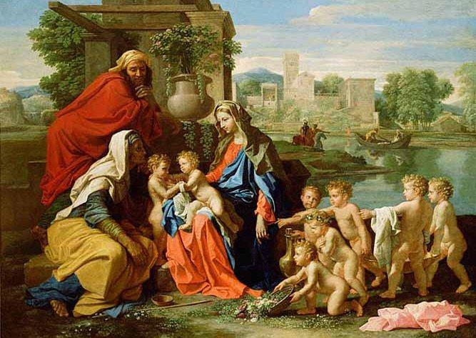 24. lipnja - Rođenje svetog Ivana Krstitelja