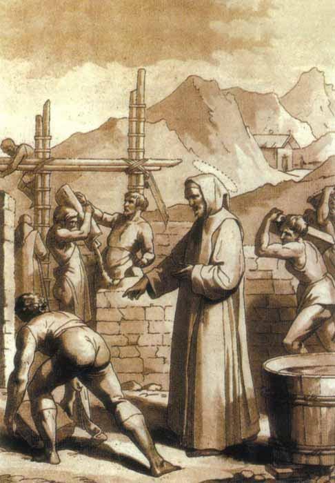 25. lipnja - Sveti Gulielmo iz Verticelli