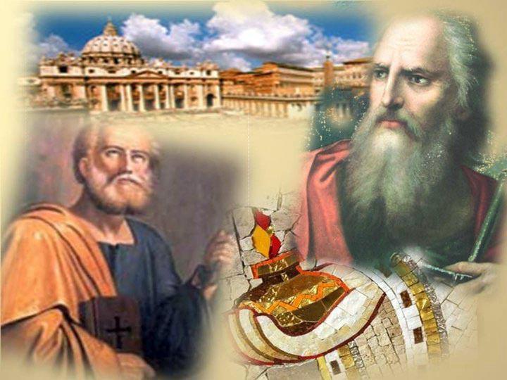 29. lipnja - Sveti Petar i Pavao, apostoli