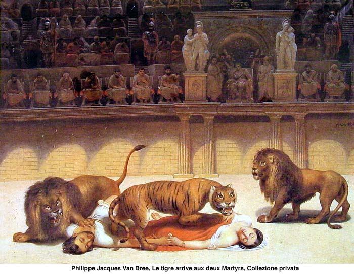 30. lipnja - Sveti prvomučenici Rimske crkve