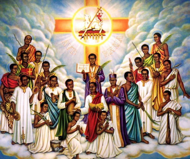 3. lipnja - Sveti Karlo Lwanga i ostali Ugandski mučenici