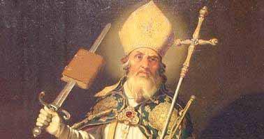 5. lipnja - Sveti Bonifacije, apostol Nijemaca