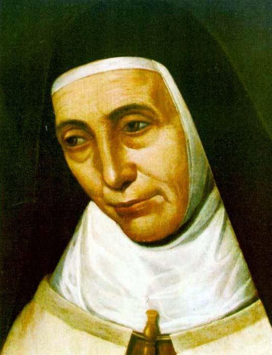7. lipnja - Sveta Ana od svetog Bartolomeja