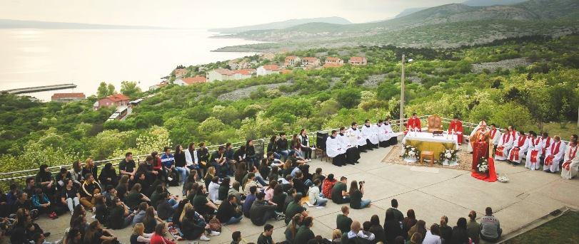 6 - 27. kolovoza 2015. - Kamp za mlade u Klenovici