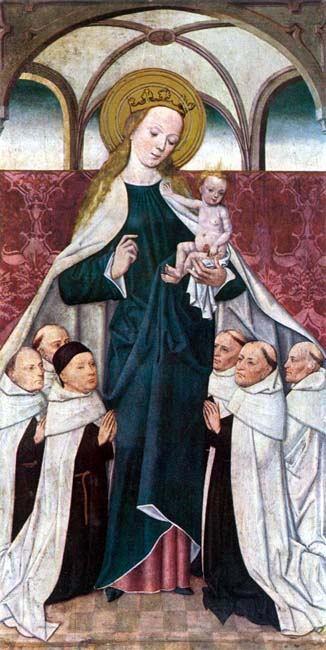 16. srpnja - Blažena Djevica Marija od brda Karmela