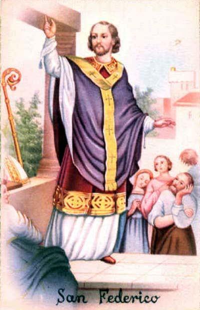 18. srpnja - Sveti Bruno, biskup Segni-a u Laciju