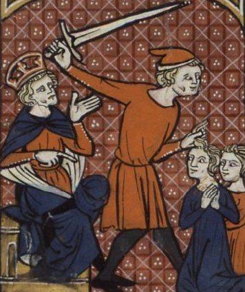 19. srpnja - Sveta Aurea (Zlata), djevica i mučenica u Kordobi