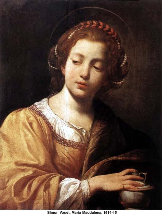 22. srpnja - SVETA MARIJA MAGDALENA