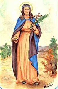 27. srpnja - Sveti Aurelije (Zlatko) i Natalija (Božena), Feliks i Lilioza, Juraj, đakon