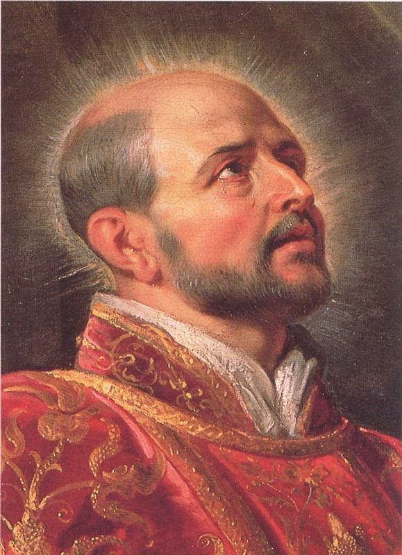 31. srpnja - Sveti Ignacije Lojolski, svećenik