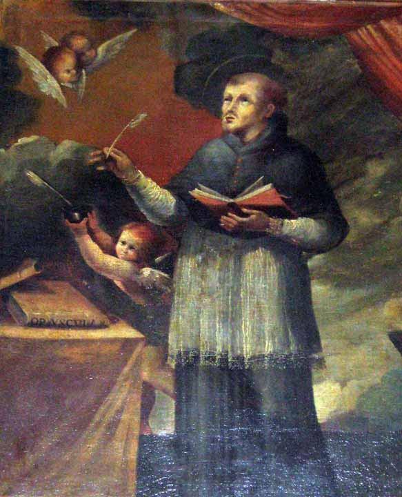 1. kolovoza - Sveti Alfonz Marija de Liguori, biskup i crkveni naučitelj