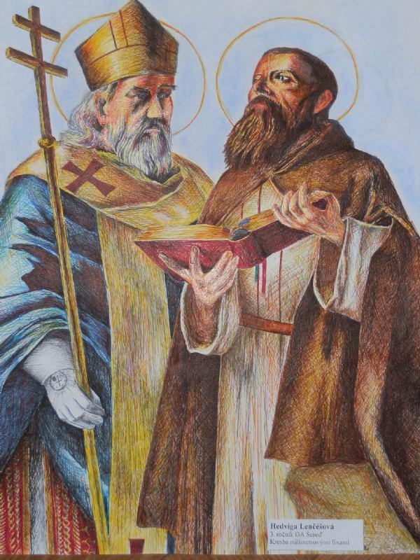 5. srpnja - Sveti Ćiril, monah i Metodije, biskup, zaštitnici Europe
