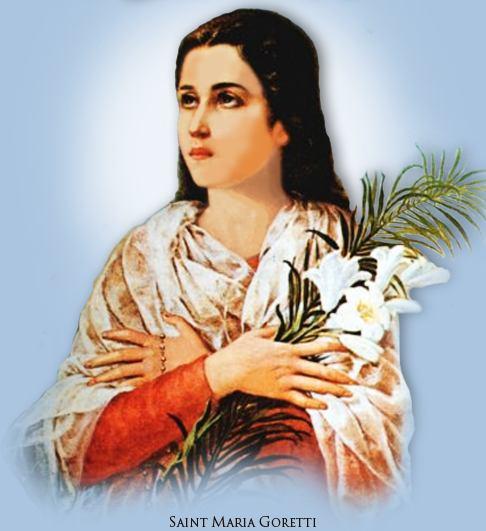 6. srpnja - Sveta Marija Goretti, djevica i mučenica