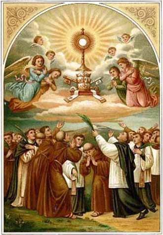 9. srpnja - Sveti Nikola Pick, Vilhald i kolege, mučenici