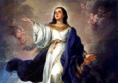 Uznesenje Blažene Djevice Marije - Velika Gospa